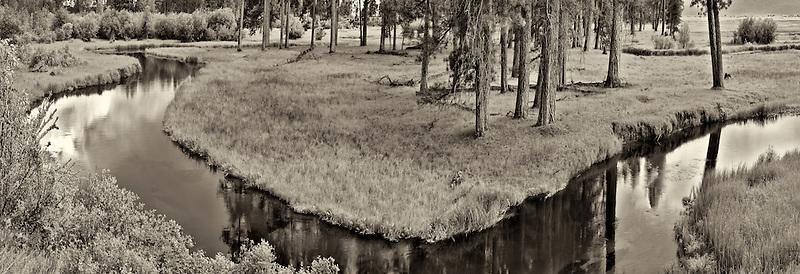 Wood River. Oregon