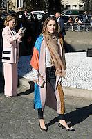 Sofia SANCHEZ BARRENECHEA - Show MIU MIU - Paris Fashion Week Womenswear Spring/Summer 2017 - 5 octobre 2016 - FRANCE