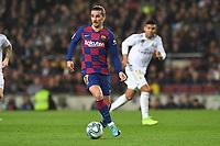Antoine Griezmann<br /> <br /> 18/12/2019 <br /> Barcelona - Real Madrid<br /> Calcio La Liga 2019/2020 <br /> Photo Paco Largo Panoramic/insidefoto <br /> ITALY ONLY