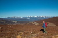 The Cairngorms from Carn na Drochaid