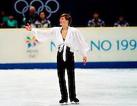 Ilia Kulik Russia Olympics, Nagano 1998. Photo copyright Scott Grant
