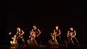 "Richard Alston Dance Company presents ""Brahms Hungarian"", choreographed by Sir Richard Alston, at Sadler's Wells. Costume design is by Fotini Dimou. The dancers are: Melissa Braithwaite, Elly Braund, Carmine de Amicis, Joshua Harriette, Jennifer Hayes, Monique Jonas, Nicholas Shikkis, Jason Tucker, Ellen Yilma. Picture shows: Ellen Yilma, Carmine de Amicis, Melissa Braithwaite, Nicholas Shikkis, Monique Jonas, Joshua Harriette, Jennifer Hayes, Jason Tucker"