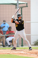August 15, 2008: Jesus Aguilera (27) of the GCL Pirates.  Photo by: Chris Proctor/Four Seam Images