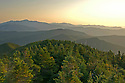 The view stretches on to the horizon from the summit of this White Mountain peak. Wow !!!
