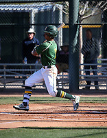 Kiko Romero - 2020 Central Arizona College Vaqueros (Bill Mitchell)