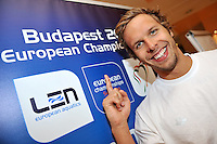 Alexander Dale Oen (NOR).Swimming European Championships Budapest 2010 - Campionati Europei di Nuoto Budapest 2010.Budapest (Hungary), 06/08/2010.© Giorgio Perottino /Insidefoto