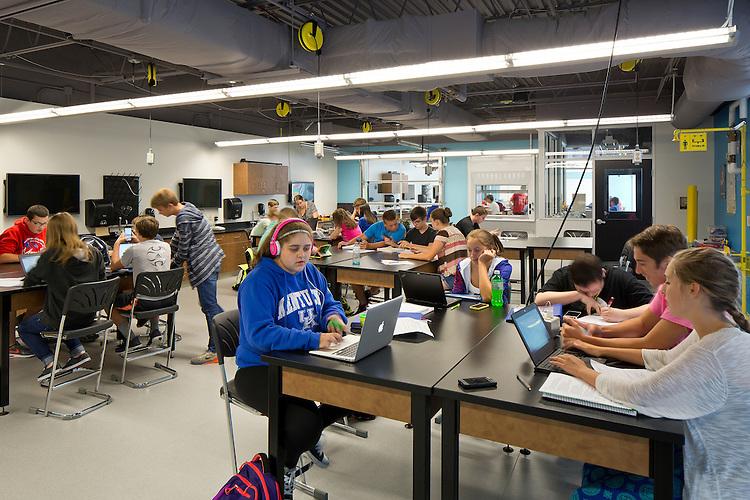 Marysville STEM Early College High School   OHM