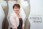 Pix: Shaun Flannery/shaunflanneryphotography.com...COPYRIGHT PICTURE>>SHAUN FLANNERY>01302-570814>>07778315553>>..24th March 2012Rotherham Metropolitan Borough Council (RMBC)..The Rotherham Athena Award 2012..Honouree Yvonne Senior.