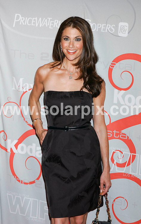**ALL ROUND PICTURES FROM SOLARPIX.COM**.**SYNDICATION RIGHTS FOR UK, SPAIN, PORTUGAL, AUSTRALIA, S.AFRICA & DUBAI (U.A.E) ONLY**.arrivals for the 2008 Women In Film Crystal + Lucy Awards held at the Beverly Hilton Hotel, Beverly Hills, CA, USA. 17th June 2008..This pic: Samantha Harris..JOB REF: 6696 PHZ /GL    DATE: 17_06_2008.**MUST CREDIT SOLARPIX.COM OR DOUBLE FEE WILL BE CHARGED* *UNDER NO CIRCUMSTANCES IS THIS IMAGE TO BE REPRODUCED FOR ANY ONLINE EDITION WITHOUT PRIOR PERMISSION*