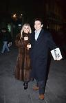 ANDREA MILKO SKOFIC E MARIA GRAZIA FANTASIA <br /> SFILATA CURIEL - GRAND HOTEL ROMA 1993