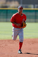 Darwin Perez - Los Angeles Angels - 2009 spring training.Photo by:  Bill Mitchell/Four Seam Images