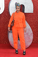 """Mariah Idrissi<br /> arriving for the """"Ocean's 8"""" European premiere at the Cineworld Leicester Square, London<br /> <br /> ©Ash Knotek  D3408  13/06/2018"""