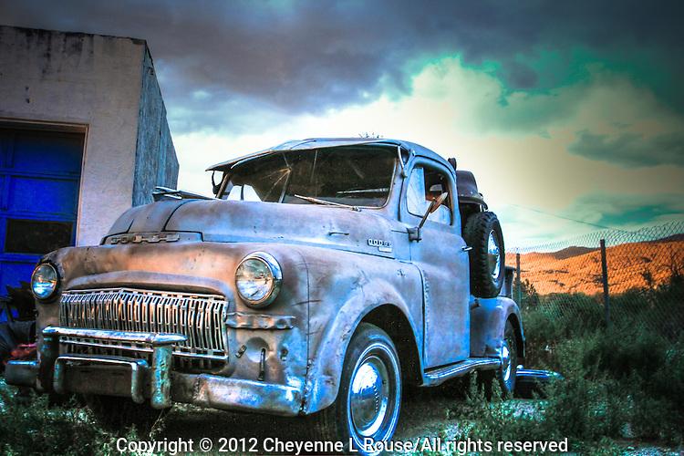 Rio Dodge - New Mexico