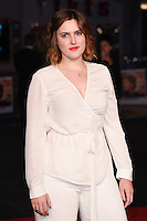 """at the London Film Festival premiere for """"A United Kingdom"""" at the Odeon Leicester Square, London.<br /> <br /> <br /> ©Ash Knotek  D3160  05/10/2016"""
