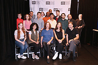 NEW YORK, NY- SEPTEMBER 14: Jennifer Steward, Alyce Stark, Robert Cuccioli, David Lee Huynh, April Kline, Alvin Keith, Henery Wyand, Raphael Nash Thompson, Max Roll, Trevor Trotto, John Lant,Jade Doina, Katya Collazo , Karen Ziemba, Nicole King, and David Staller attend the photo call for the Off-Broadway play Mrs. Warren's Profession, held at the Ginghold Theatrical Group, on September 14, 2021, in New York City. Credit: Joseph Marzullo/MediaPunch
