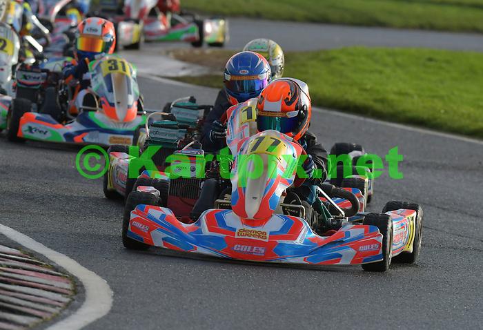 Motorsport UK Whilton Mill 20-12-2020