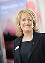 HSBC Falkirk :  Branch Manager, Fiona Dawson.