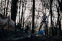 Sanne Cant (BEL/Iko-Beobank)<br /> <br /> Women's Race<br /> CX Vlaamse Druivencross Overijse 2017