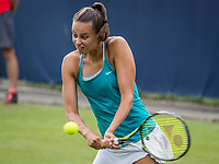 Den Bosch, Netherlands, 13 June, 2017, Tennis, Ricoh Open, Erika Vogelsang (NED) <br /> Photo: Henk Koster/tennisimages.com