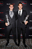 #86 Meyer Shank Racing w/ Curb-Agajanian Acura NSX GT3, GTD: Mario Farnbacher, Trent Hindman, GTD Champions