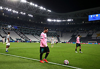 Football Soccer: UEFA Champions League -Group Stage-  Group G - Juventus vs FC Barcellona, Allianz Stadium. Turin, Italy, October 28, 2020.<br /> Barcellona's captain Lionel Messi in action during the Uefa Champions League football soccer match between Juventus and Barcellona at Allianz Stadium in Turin, October 28, 2020.<br /> UPDATE IMAGES PRESS/Isabella Bonotto