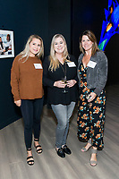 SAN FRANCISCO, CA - October 16 - Kristy Ryan, Kristen Kelley and Adrienne Pacheco attend Kilroy Realty / US Olympic Sailing Cocktail Reception 2019 on October 16th 2019 at Kilroy Innovation Center in San Francisco, CA (Photo - Andrew Caulfield for Drew Altizer Photography)
