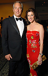 Bobby and Phoebe Tudor at the Museum of Fine Arts gala Friday Oct. 09,2009. (Dave Rossman/For the Chronicle)