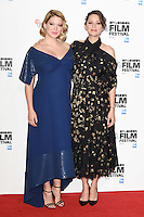 """Lea Seydoux and Marion Cotillard<br /> at the London Film Festival 2016 premiere of """"It's Only the End of the World"""" at the Odeon Leicester Square, London.<br /> <br /> <br /> ©Ash Knotek  D3180  14/10/2016"""