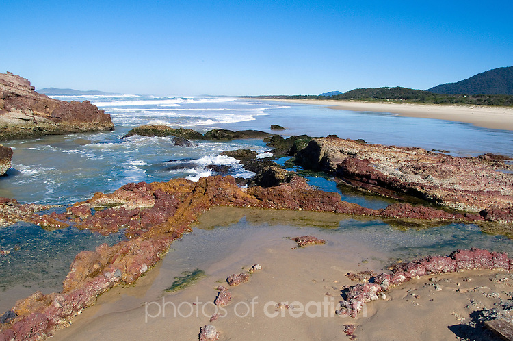 Dunbogan Beach - Dunbogan NSW. Another of the many beaches in Hastings Area
