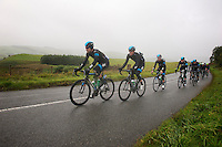 the dominant SKY-train<br /> <br /> 2013 Tour of Britain<br /> stage 5: Machynlleth to Caerphilly (177km)