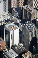 aerial photograph Embarcadero West, 275 Battery Street skyscraper San Francisco