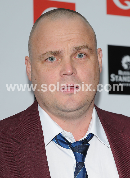 **ALL ROUND PICTURES FROM SOLARPIX.COM**.**WORLDWIDE SYNDICATION RIGHTS**.Red carpet arrivals at the Q Music Magazine Awards 2009. Held at Grosvenor House, Park Lane, London. Monday October 26, 2009..This pic: Al Murray..JOB REF: 10190 SSD     DATE: 26_10_2009.**MUST CREDIT SOLARPIX.COM OR DOUBLE FEE WILL BE CHARGED**.**MUST NOTIFY SOLARPIX OF ONLINE USAGE**.**CALL US ON: +34 952 811 768 or LOW RATE FROM UK 0844 617 7637**