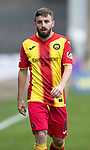 Partick Thistle v St Johnstone…28.10.17…  Firhill…  SPFL<br />Steven Lawless<br />Picture by Graeme Hart. <br />Copyright Perthshire Picture Agency<br />Tel: 01738 623350  Mobile: 07990 594431