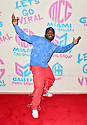 """MIAMI, FL - APRIL 23: Rapper Jaquae attends the official Premiere and debut of Jaquae and Highlight music video release """"Movie"""" at Gallery House Miami on April 23, 2021 in Miami, Florida.  ( Photo by Johnny Louis / jlnphotography.com )"""