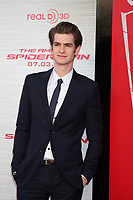 Amazing Spider-Man Premiere