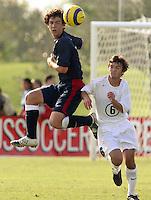 Joel Smith, Nike Friendlies, 2004.