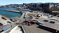 CentrePort in Wellington, New Zealand on Wednesday, 23 October 2020. Photo: Dave Lintott / lintottphoto.co.nz
