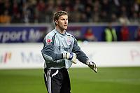 Michael Rensing (Bayern)<br /> Eintracht Frankfurt vs. FC Bayern Muenchen, Commerzbank Arena<br /> *** Local Caption *** Foto ist honorarpflichtig! zzgl. gesetzl. MwSt. Auf Anfrage in hoeherer Qualitaet/Aufloesung. Belegexemplar an: Marc Schueler, Am Ziegelfalltor 4, 64625 Bensheim, Tel. +49 (0) 6251 86 96 134, www.gameday-mediaservices.de. Email: marc.schueler@gameday-mediaservices.de, Bankverbindung: Volksbank Bergstrasse, Kto.: 151297, BLZ: 50960101