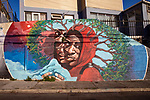 Beautiful Mural, Valparaiso