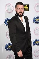 Shayne Ward<br /> at the Paul Strank Charitable Trust Annual Gala 2018, London<br /> <br /> ©Ash Knotek  D3435  22/09/2018