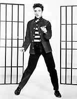 Elvis Presley , 1957 publicity photo