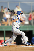 August 12, 2009: Austin Yount of the Ogden Raptors. The Ogden Raptors are the Pioneer League affiliate of the Los Angeles Dodgers. Photo by: Chris Proctor/Four Seam Images
