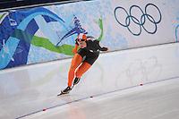 SCHAATSEN: Sven Kramer (NED), OS Vancouver 2010, ©foto Martin de Jong