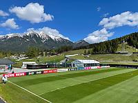 Trainingsplatz in Seefeld - Seefeld 30.05.2021: Trainingslager der Deutschen Nationalmannschaft zur EM-Vorbereitung