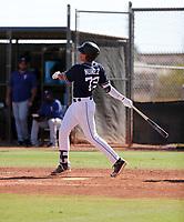 Anthony Nunez - 2019 AIL Padres (Bill Mitchell)
