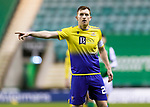 Hibs v St Johnstone…24.11.20   Easter Road      SPFL<br />Liam Craig<br />Picture by Graeme Hart.<br />Copyright Perthshire Picture Agency<br />Tel: 01738 623350  Mobile: 07990 594431