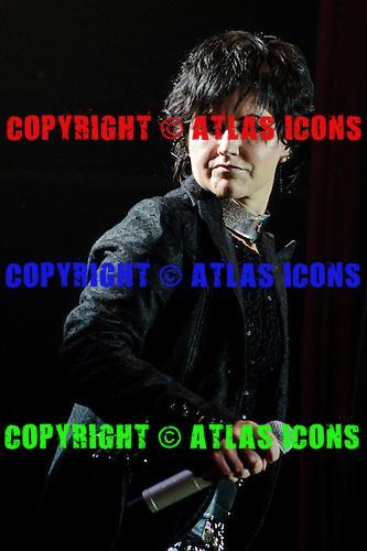 THE CRANBERRIES, LIVE, 2012,<br /> PHOTOCREDIT:  IGOR VIDYASHEV/ATLASICONS