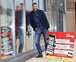 Ladbrokes SPFL ambassador Kris Boyd
