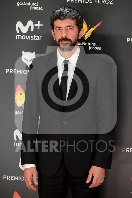 Alberto Rodriguez attends to the Feroz Awards 2017 in Madrid, Spain. January 23, 2017. (ALTERPHOTOS/BorjaB.Hojas)