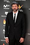 Alberto Rodriguez attends to the Feroz Awards 2017 in Madrid, Spain. January 23, 2017. (ALTERPHOTOS/BorjaB.Hojas)
